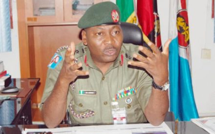 Nigerian Army Kill Nine Cattle Thieves, Recover Arms in Zamfara