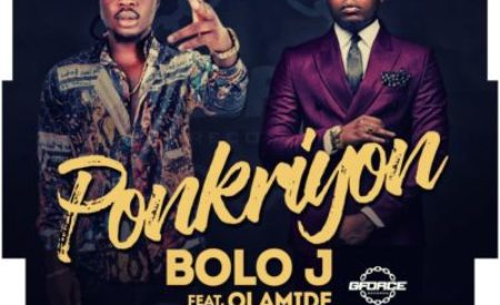 "New Music : Bolo J X Olamide – ""Ponkriyon"" (Prod. By Dr Jazz)"
