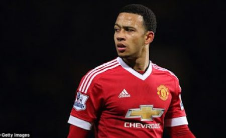Memphis Depay Prepares For Man U Exit As He Ships More Than £350,000 Worth Of Cars To His Hometown (Photos)