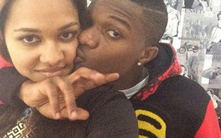 Check Out Wizkid's Birthday Message to Tania Omotayo