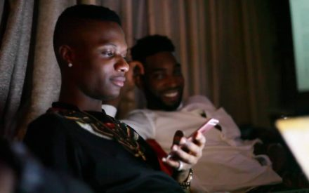 "Video: Tinie Tempah ""Disturbing Nigeria"" With Wizkid"
