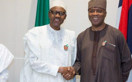 Buhari, Saraki in War of Words Over Alleged Forgery