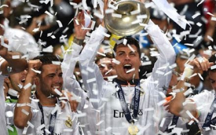 Cristiano Ronaldo Donates His Whole £600,000 Champions League Win Bonus to Charity