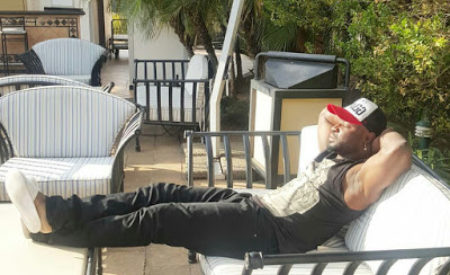 Five Star Music's Harrysong & His Crew Survive Motor Accident