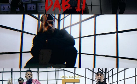 VIDEO: Kida Kudz ft. Reekado Banks – Dab It