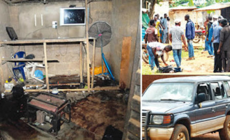 Cultists Kill 11 in Ogun to Mark Anniversary (Photos)