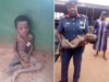 NSCDC Rescues 9-year-old Boy Chained for 2 Weeks Without Food in Celestial Church