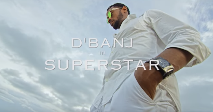 dbanj video if no be god - gidibase