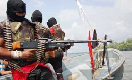 Cross River: Militants Breach Govt. House, Hold Deputy Governor Hostage