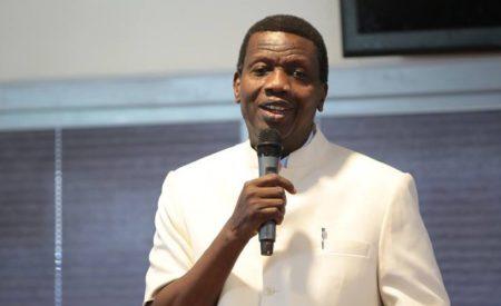 Pastor Adeboye Visits Family of Slain Preacher
