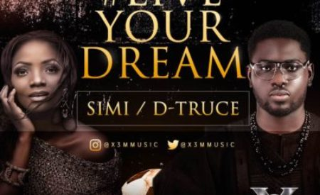 New Music :  Simi | Live Your Dream
