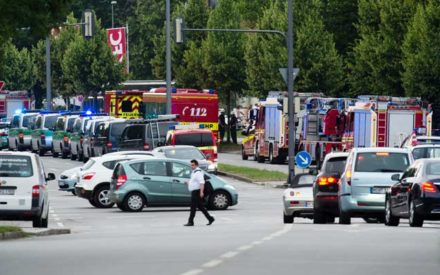 Munich Mall Attack: What We Know