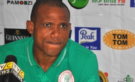Sunday Oliseh- How I Almost Lost My Life As Super Eagles Coach
