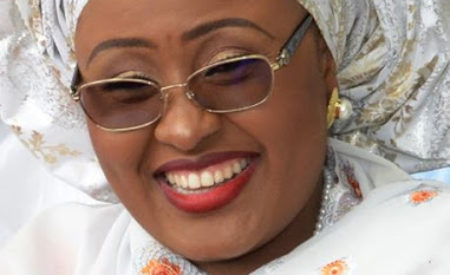 How My Trip to U.S. Is Funded — Aisha Buhari