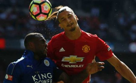 Video: Leicester City 1 – 2 Manchester United [Community Shield] Highlights 2016 #MUFC