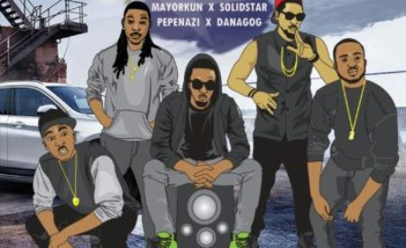 New Music :  G-Maks Ft Solidstar, Mayorkun, Danagog, Pepenazi – OYA DANCE