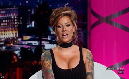 'I Masturbate At Least Once a Day'- Amber Rose