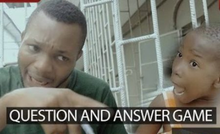 Comedy Video: Question and Answer Game (Mark Angel Comedy) | Episode 82