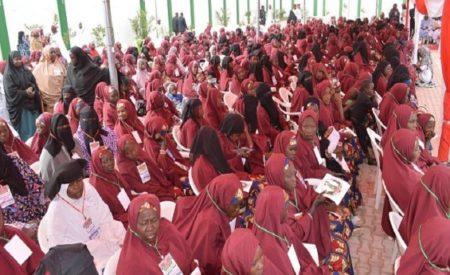 Kano- Thousands Register For Mass Wedding.