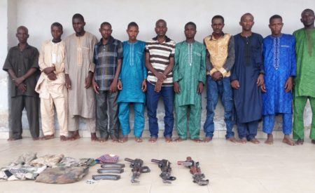Police Arraigns Killers Of Delta Traditional Ruler