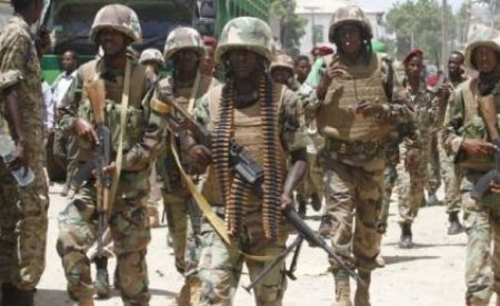 Soldiers- Buhari 'Pay Our Allowances Or Expect Chaos'.
