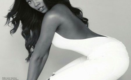 Video : Tiwa Savage Twerking Crazily in a See Through Outfit in Washington