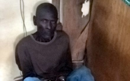 Police Arrest 50-Year-Old Man For Raping 13-Year-Old Girl In Ogun (Photo)