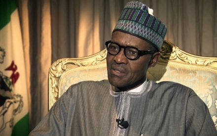 'If You Have Another Country, Relocate There,' Buhari Tells Nigerians