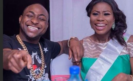 Davido & Babymama Settle Their Differences After Several Dirty Social Media Fights