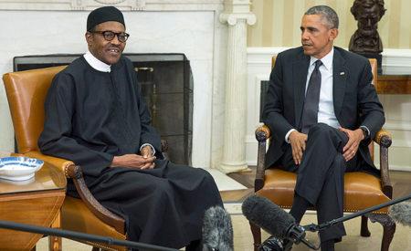 Obama Meeting Buhari in New York