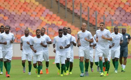List Of 23 Man Squad Super Eagles Players Against Zambia For FIFA World Qualifier