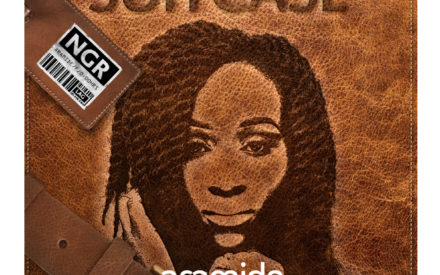 """Aramide Unveils Album Art For """"Suitcase"""""""