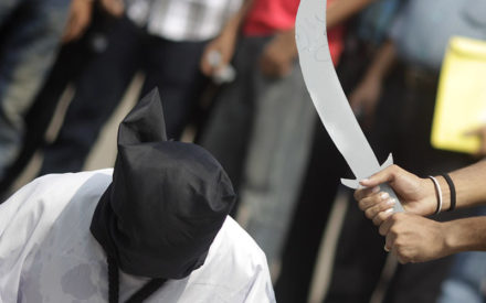 Saudi Arabia Executes One of Her Own Young Princes