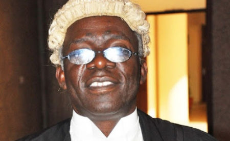 Blame yourselves, not DSS – Falana to NBA