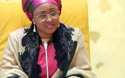 President Mohammed Buhari Warned by First Lady