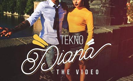 VIDEO : Tekno – Diana