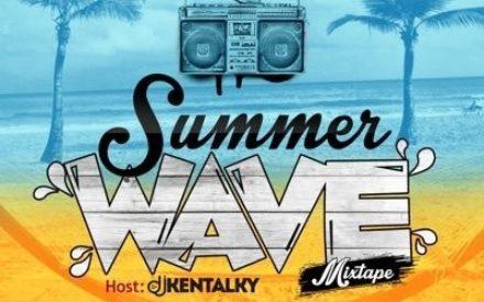 """DJ Kentalky – """"Summer Wave"""" (Mixtape)"""