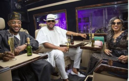 Kcee Reveals He Sponsored His Brother E-money's Wedding