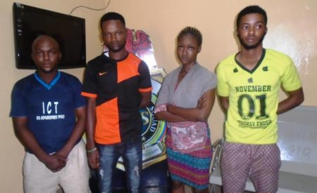 How Club Girl and Her Lover Withdraw N.3m From Stolen ATM in Lagos