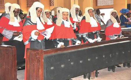 Ajimobi Demands Collaboration for Quick Dispensation of Justice