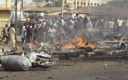 Bomb Explodes Again in Maiduguri