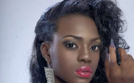 Fans Reacts To Beverly Osu's Exposed Cleavage