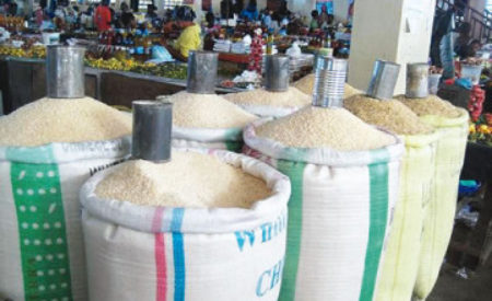 FG- Rice Price Will Fall by November.