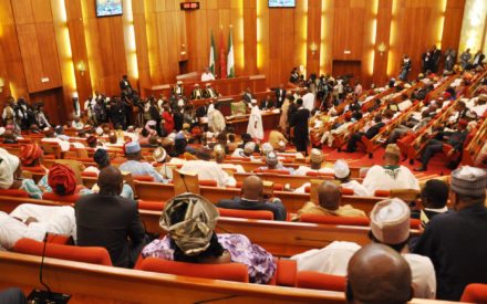 Senate Lay Down 5-Year Jail Term And 5million Naira Fine for Sexual Harassment
