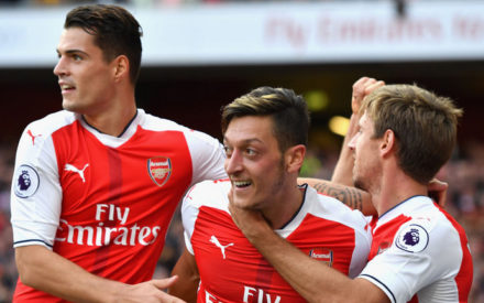 Live Stream : Arsenal v Middlesbrough
