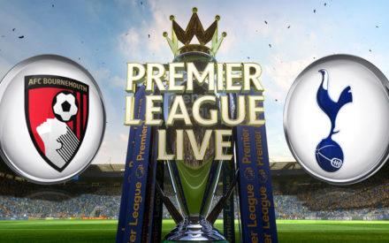 Live Stream : Bournemouth v Tottenham