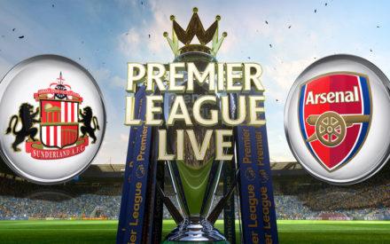 Live Stream : Sunderland v Arsenal #AFC