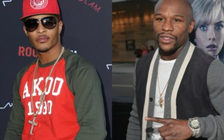 T.I Slams Floyd Mayweather for Promoting #alllivesmatter