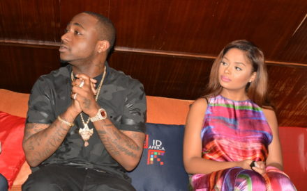 Davido Signs Lola Rae to His Label