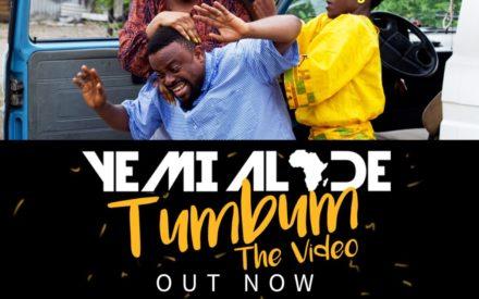 """VIDEO : Yemi Alade – """"Tumbum"""""""
